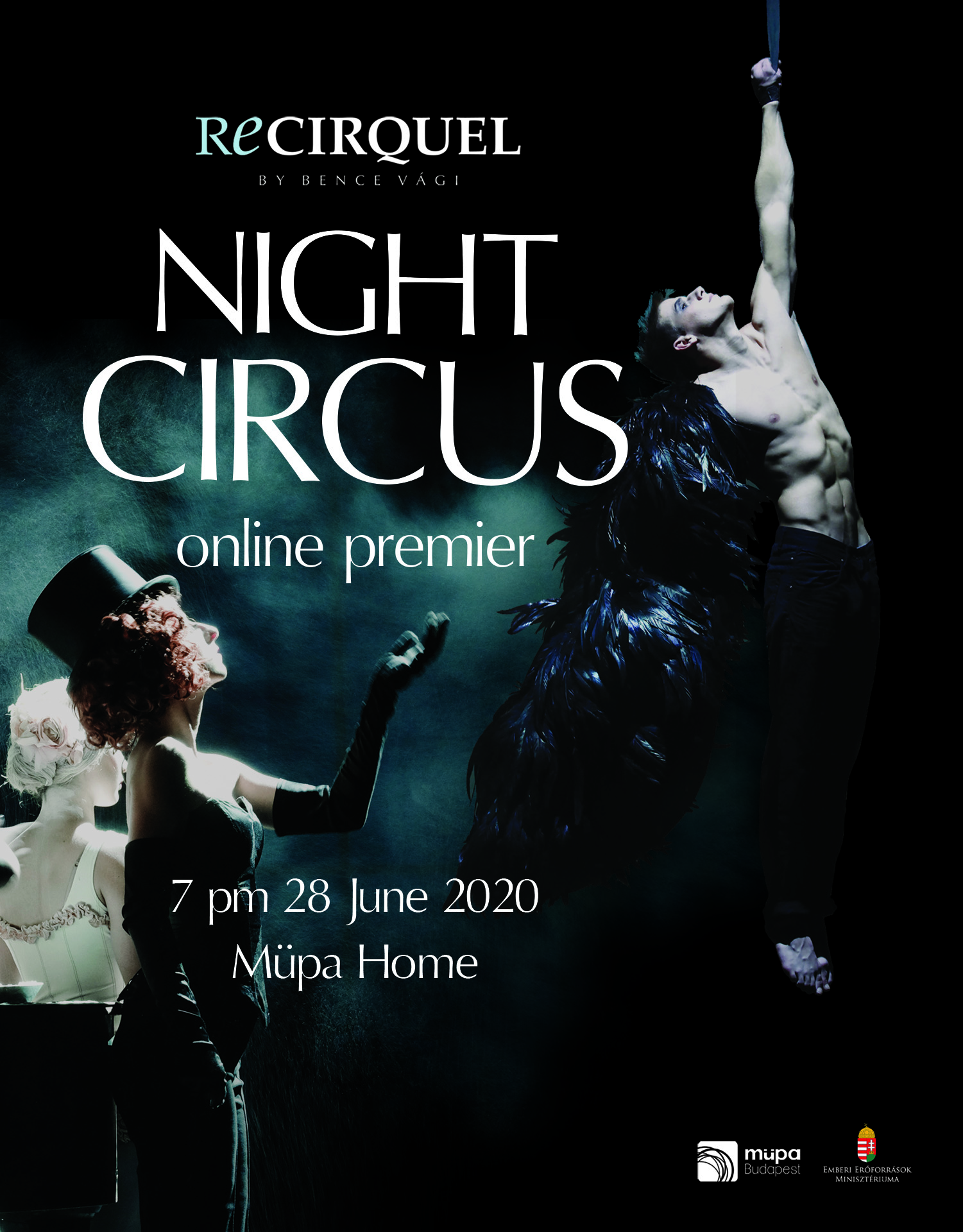 Night Circus: the online premiere