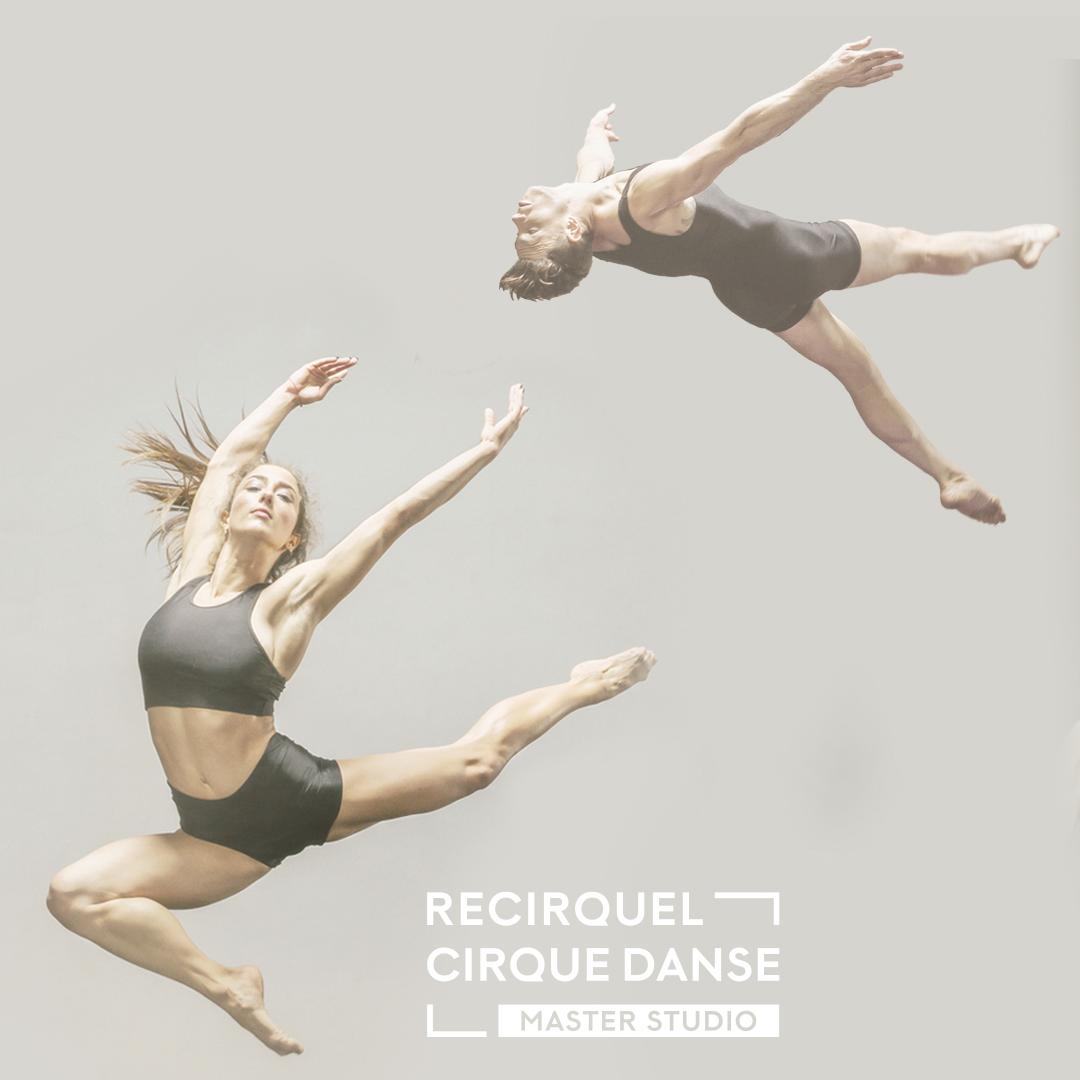 Recirquel Cirque Danse Master Studio