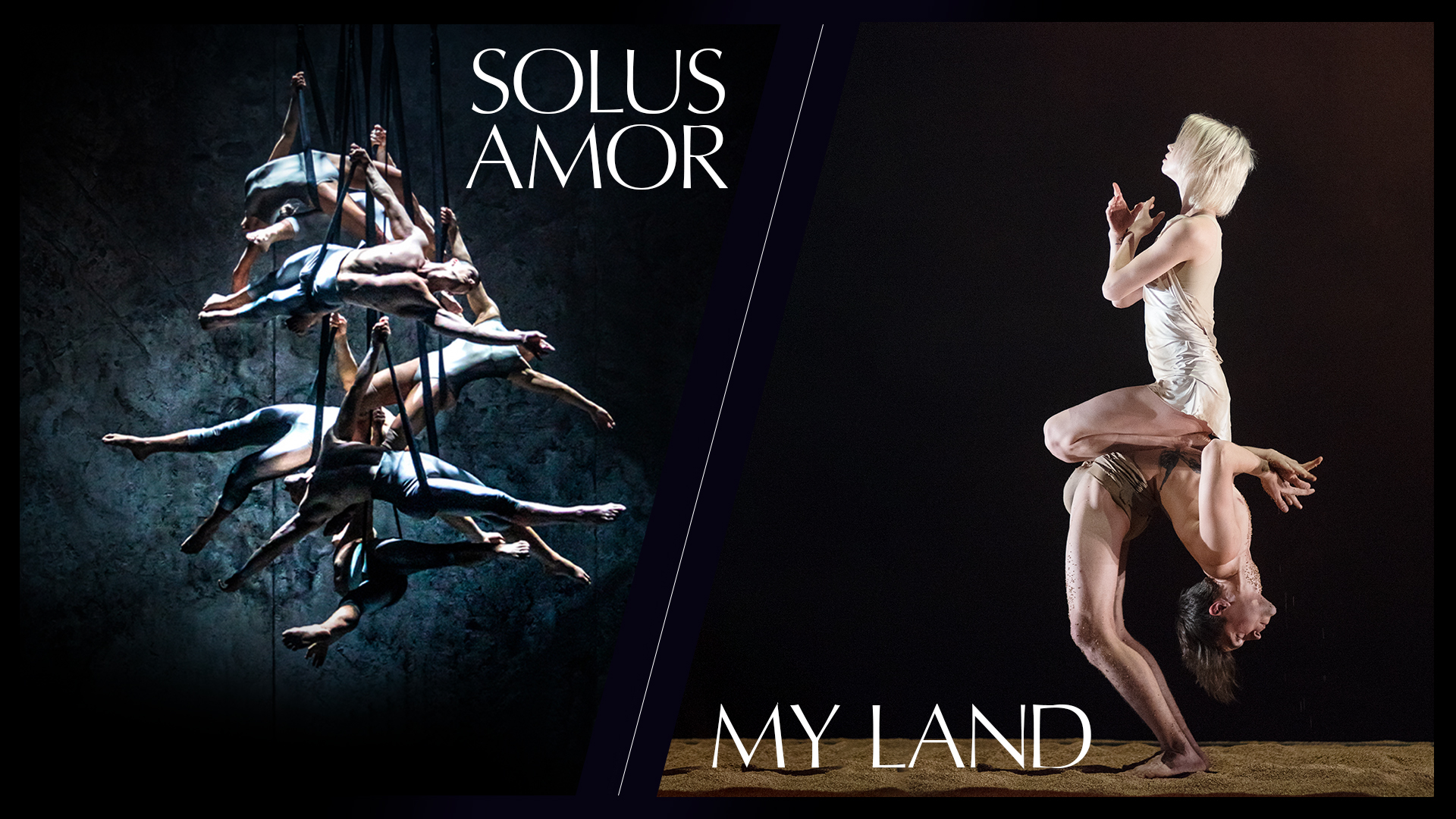 Újranyit a Müpa: színpadon a Solus Amor és a My Land