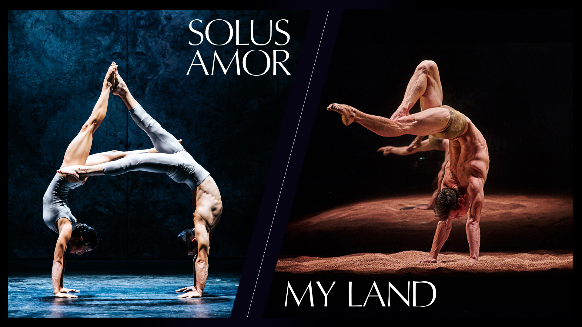 Solus Amor and My Land returns to Müpa Budapest this Fall