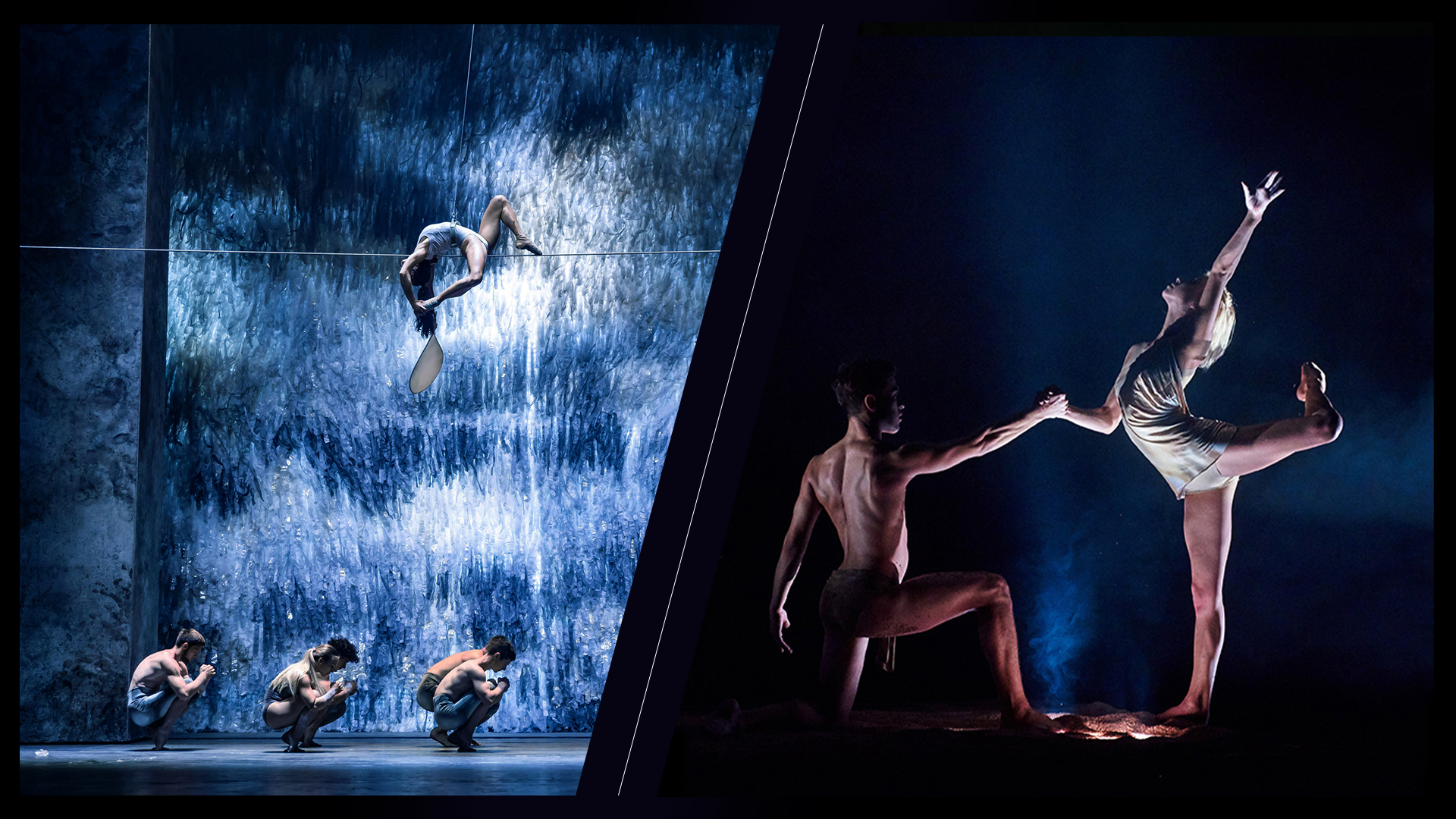 Recirquel returns to Müpa Budapest this week with Solus Amor and My Land